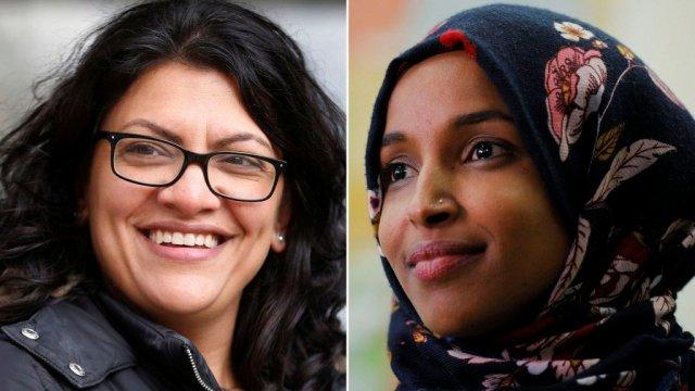 Eligen a las primeras legisladoras musulmanas de EEUU