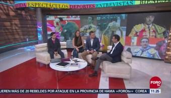 Enrique Ponce encabeza cartel inaugural de la temporada grande
