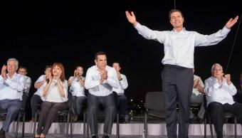 Peña Nieto: En un sexenio se puede hacer mucho por México