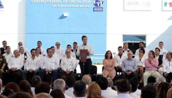 EPN asegura haber cumplido 100% de compromisos de Salud