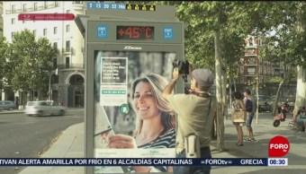 España espera que el calor extremo se extienda por el cambio climático