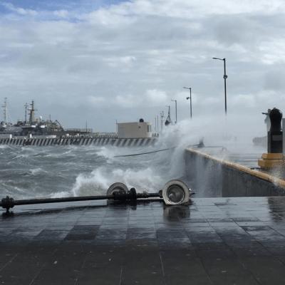 Veracruz suspende clases en 31 municipios por el frente frío 10