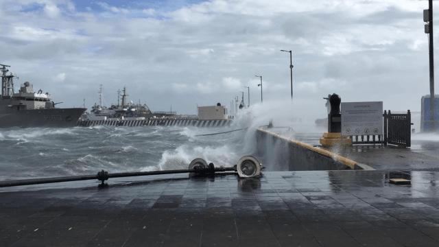 Declaratoria de emergencia por efectos del frente frío en Veracruz