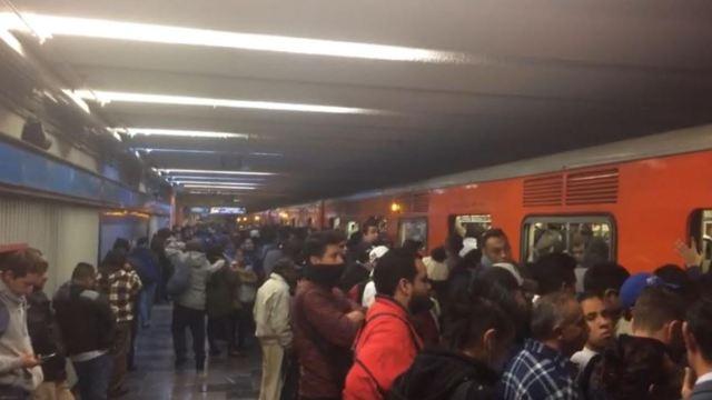 Cierran accesos al Metro Hidalgo por remodelación