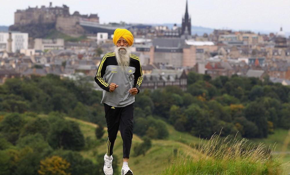 Correr te hace lucir más viejo