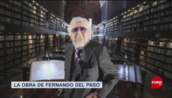 Fernando Del Paso Importante Leer Obra