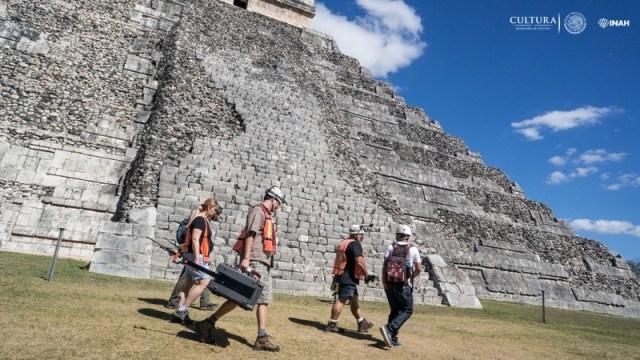 Investigadores del GAM concluyen el Proyecto Chichén Itzá Subterráneo
