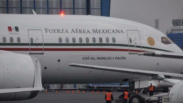 Venta de avión presidencial TP-01 inicia este lunes: Ramírez