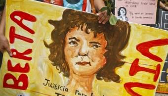 Declaran culpables a siete por asesinato de Berta Cáceres