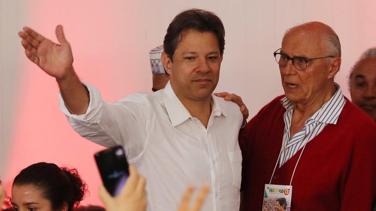 Brasil: Fernando Haddad será procesado por corrupción