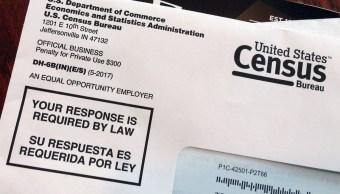 Estados Unidos permite juicio sobre pregunta de ciudadanía