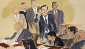 Tuits del abogado de El Chapo generan tensión en el juicio