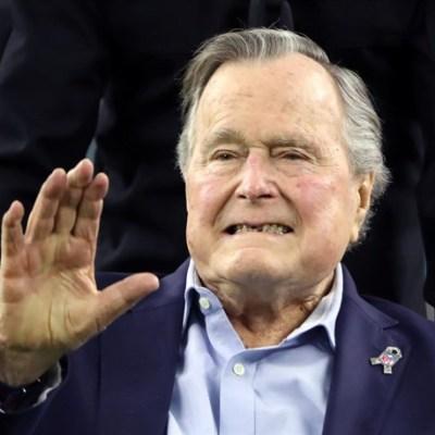 Muere a los 94 años el expresidente George H. W. Bush