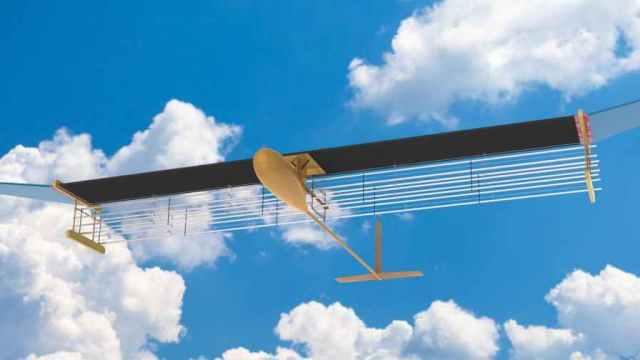 Científicos del MIT logran volar avión a propulsión iónica
