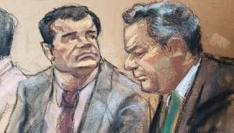 Juicio de 'El Chapo': nunca le traicioné y me mandó matar
