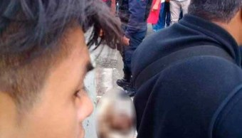 Linchan a presunto ladrón en Huixcolotla, Puebla