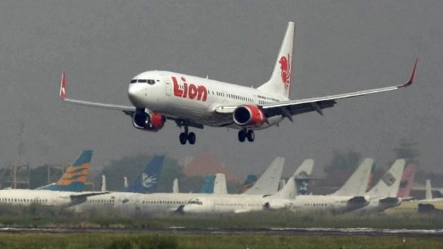 Se accidenta otro avión de Lion Air tras chocar en Sumatra