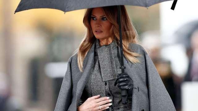 Melania Trump pide despido de alta funcionaria de seguridad