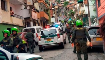 Muere un niño en Medellín por explosión de granada