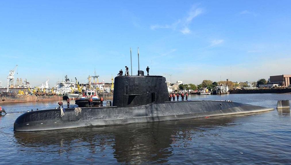 fashion new lower prices great look Armada argentina confirma hallazgo del submarino Ara San ...