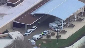 Reportan víctimas por tiroteo en hospital de Chicago
