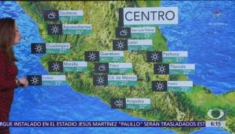 Frente frío 11 causará baja de temperaturas en norte, noreste y oriente
