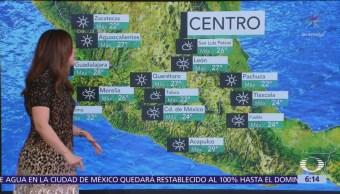 Frente frío 9 causará bajas temperaturas en norte y noreste de México