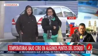 Frío regresa al norte de México