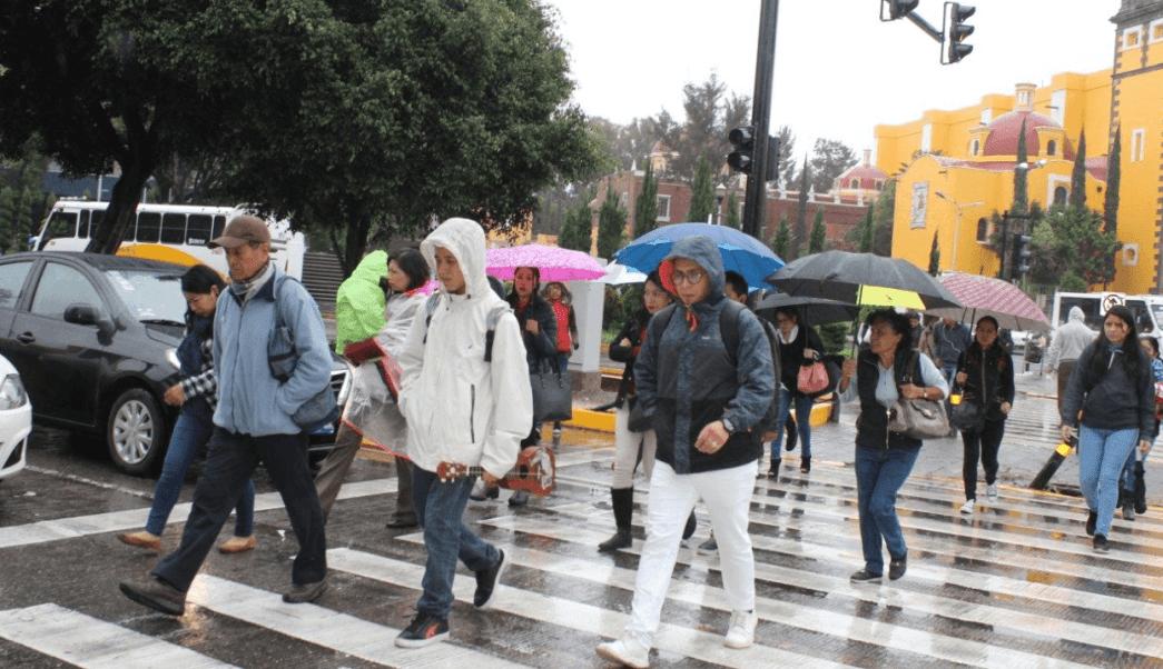 Puebla suspende clases en 19 municipios por frente frío