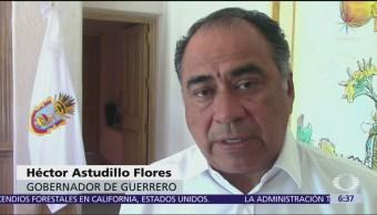 Gobernador de Guerrero denuncia como terrorismo ataque contra Cruz Roja