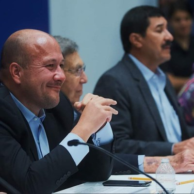 Gobernador electo de Jalisco: No es chantaje pedir respeto al pacto federal