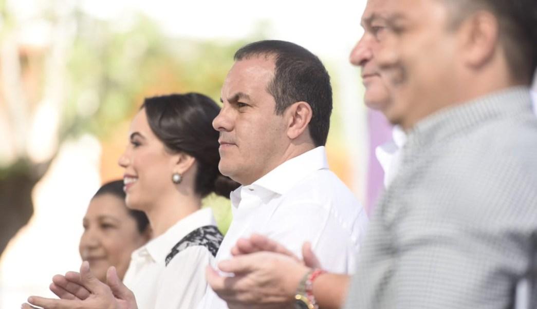 Gobierno de Cuauhtémoc Blanco presenta 17 denuncias