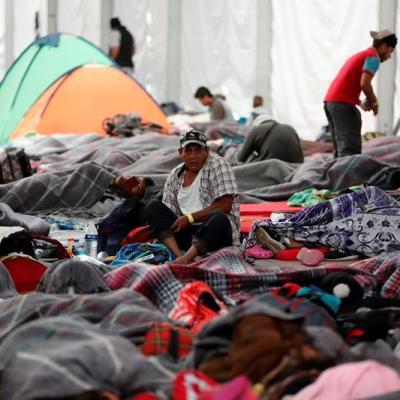 Así puedes ayudar a la Caravana Migrante en la CDMX