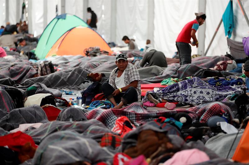 Gobierno federal no participa con apoyos a migrantes