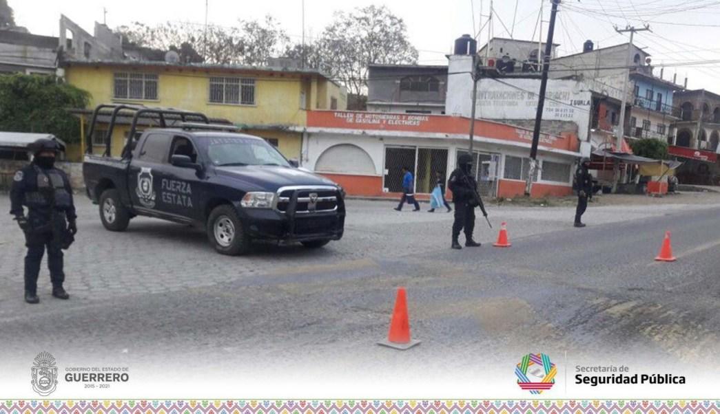 Violencia Guerrero, comunitarios, violencia zona serrana