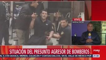 Investigan Supuesta Venta Plazas Ataque Líder Bomberos Cdmx