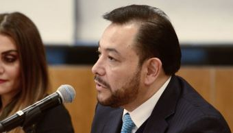 El diputado Héctor Serrano renuncia al PRD