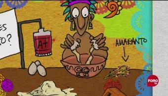 Historia Del Pan De Muerto México Alimentos Tradicionales Celebración Día De Muertos Época Prehispánica