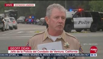 Identifican al agresor del tiroteo en California