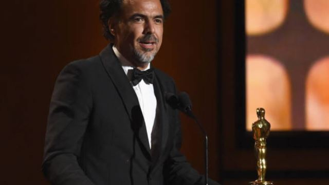 Otorgan al cineasta mexicano González Iñárritu