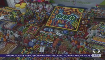 Inicia comenzó la Expo Indígena 2018 en la CDMX