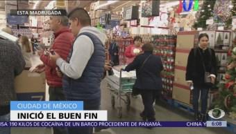 Inicia el Buen Fin en tiendas participantes de México