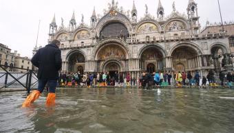 Italia continúa en alerta por el fuerte temporal