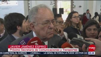 Jiménez Espriú Habla Sobre Consulta Tren Maya Contratos Naim