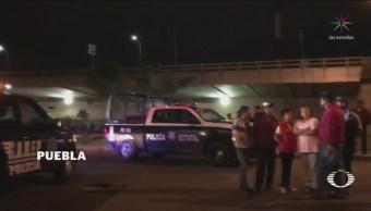 Jornada Violenta Personas Asesinadas Puebla Guanajuato