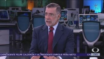 La democracia está en apuros, dice René Delgado