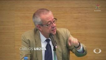 Economía Mexicana Está Bien Carlos Urzúa