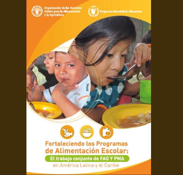 La FAO busca fortalecer la alimentación en niños en edad escolar. (@FAOMesoamerica)