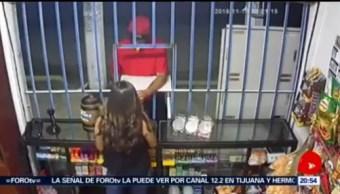 Ladrón Amenaza Incendiar Negocio Zapopan Jalisco