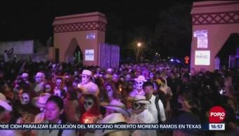Las ánimas pasean por Mérida